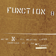 Function 8 - We're All Wearing Capes, Compiled By Gadget